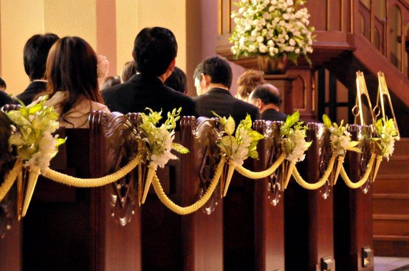 再婚の結婚式、招待客は誰(親族・友人・会社関係)を呼べばいい?1