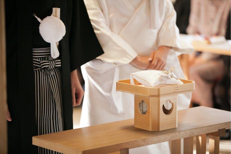 神社での結婚式の費用の相場とは?初穂料も必要1