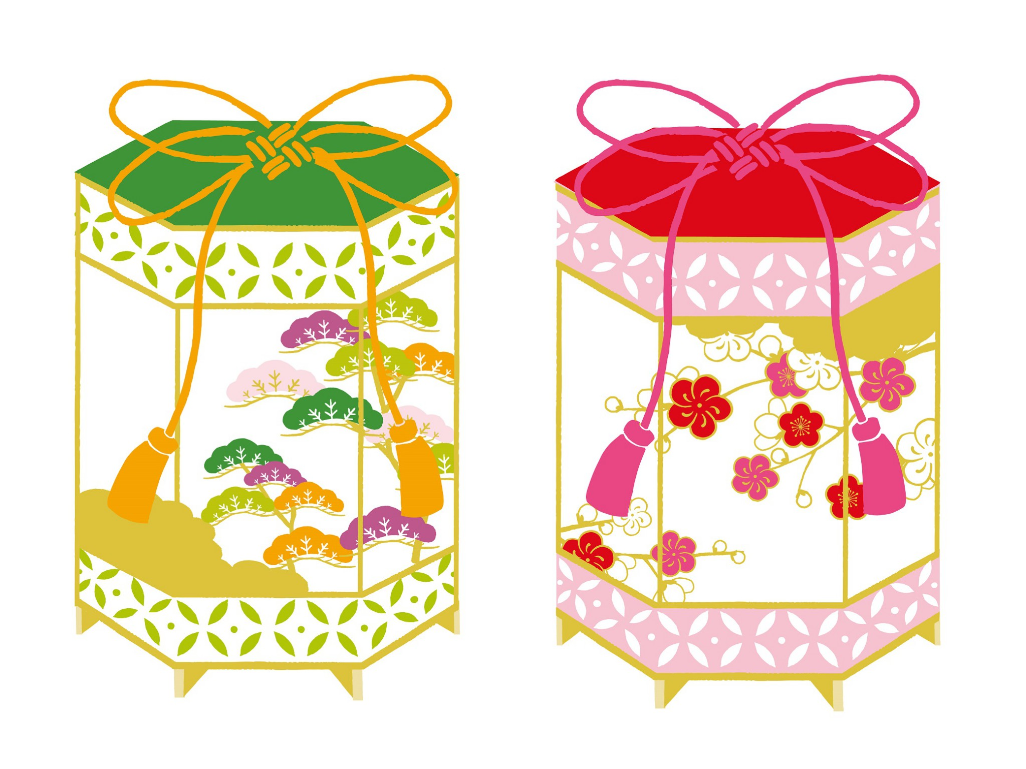 【新婦向け】結婚式で和装。着物の柄の意味とは ...