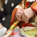 妊婦でも和装を着たい!授かり婚でも和装で結婚式は可能?