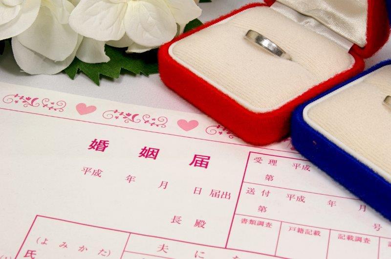 結婚準備に必要な手続き・届出とは1