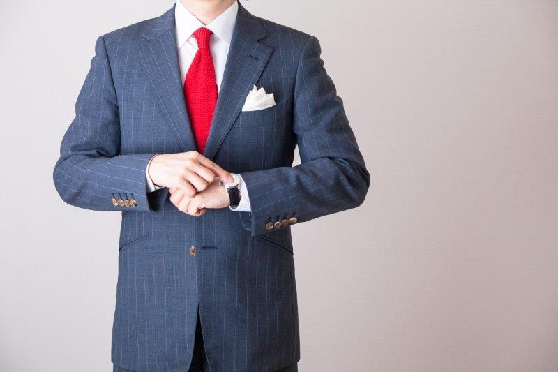 169【結納での服装:男性編】ネクタイは必須なの!?3