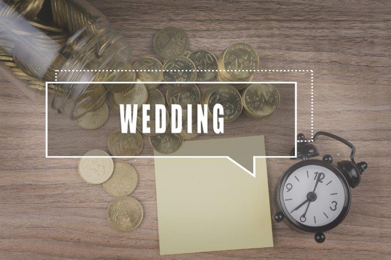 結婚式を教会で行う(チャペルディング)場合の費用の目安について2