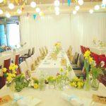 オリジナル結婚式にはレストラン・ガーデンウェディングがおすすめ!