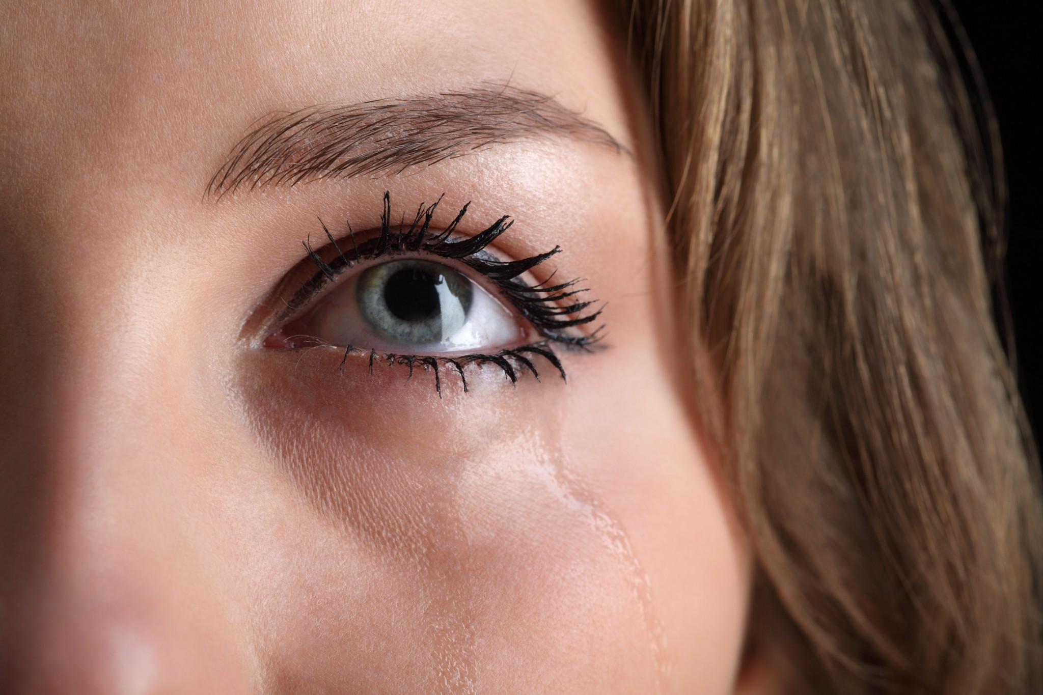 泣い た あと 頭痛