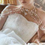 おしゃれな花嫁に「ショルダージュエリー」は必須!