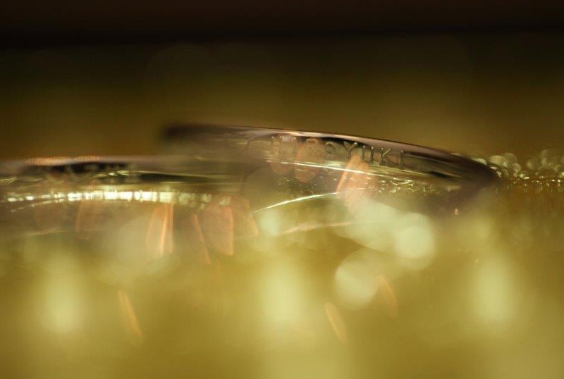 結婚指輪の刻印で人気のパターンは?2