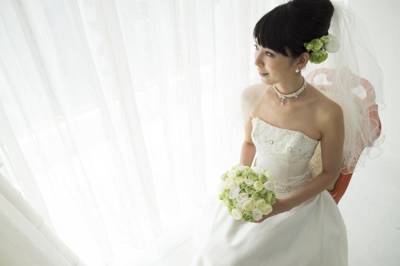 フォトウェディングにドレスの持ち込みは可能なの?2