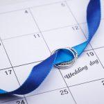 婚約指輪の日付の刻印はいつの日付をいれるもの?1