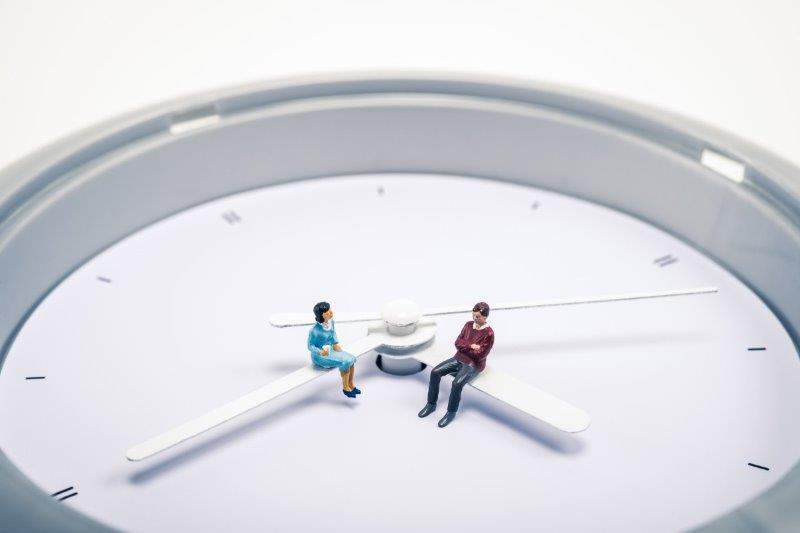 フォトウェディングにかかる時間の目安1