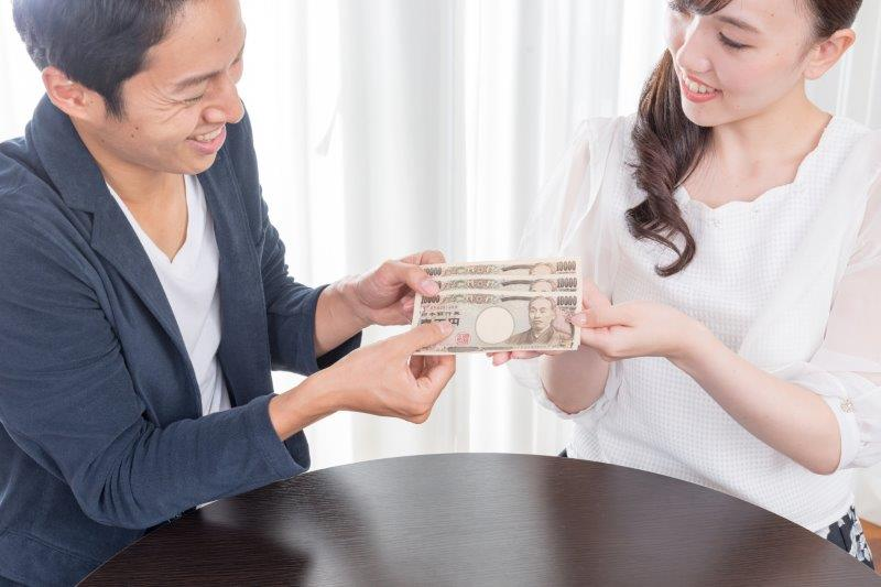 結婚後の家計管理方法。どっちが管理する?2