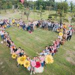 """【インタビュー連載⑦】全国で4回結婚式を挙げた松永さんに聞く! """"愛""""を維持する方法と家族についての想い"""