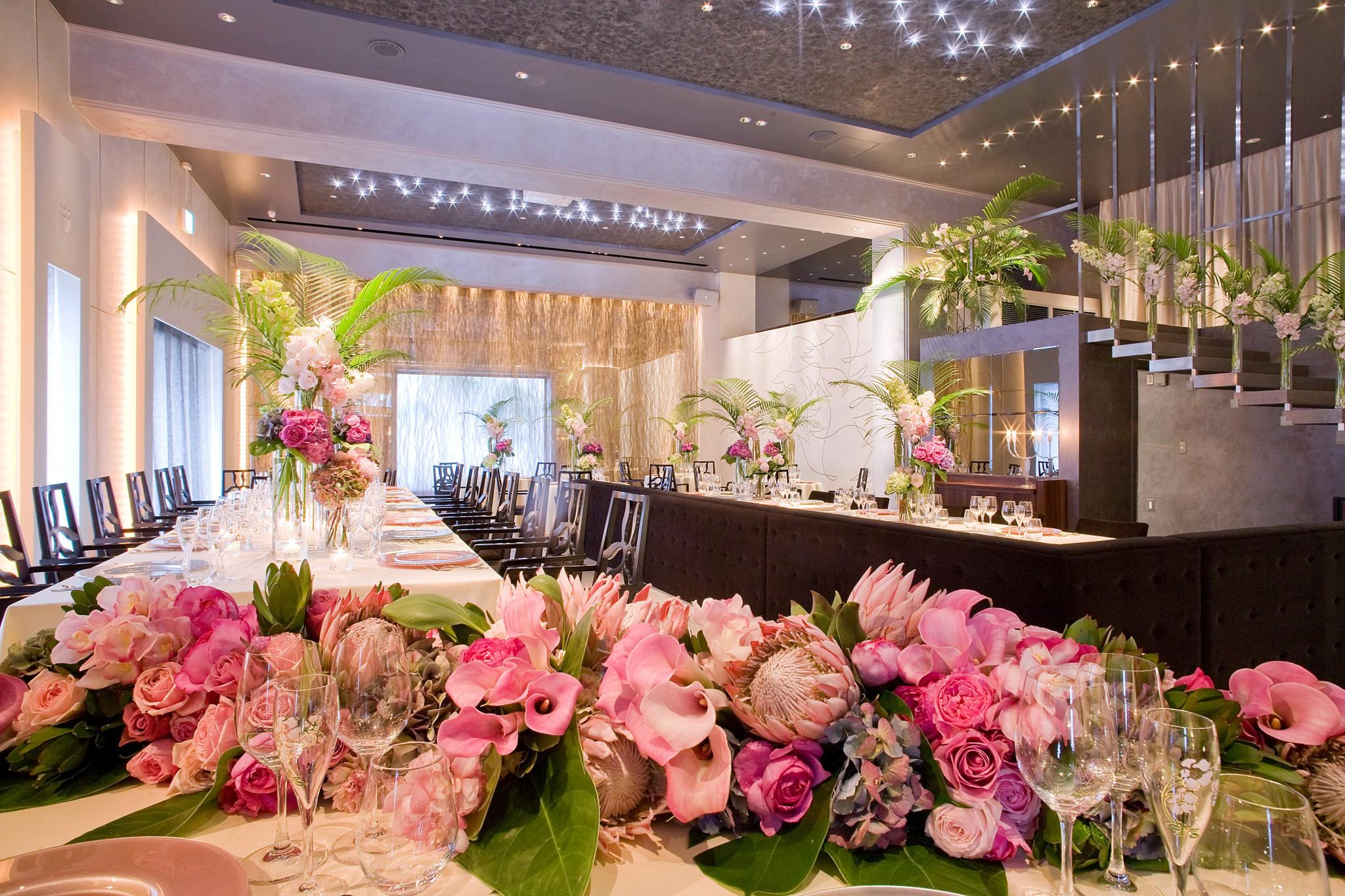 28be5851d902c 料理や雰囲気にこだわりたい!大阪にある結婚式にぴったりなレストラン5 ...