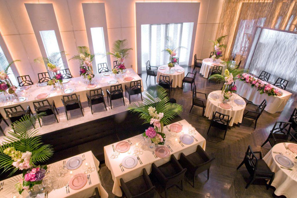 料理や雰囲気にこだわりたい 大阪にある結婚式にぴったりなレストラン