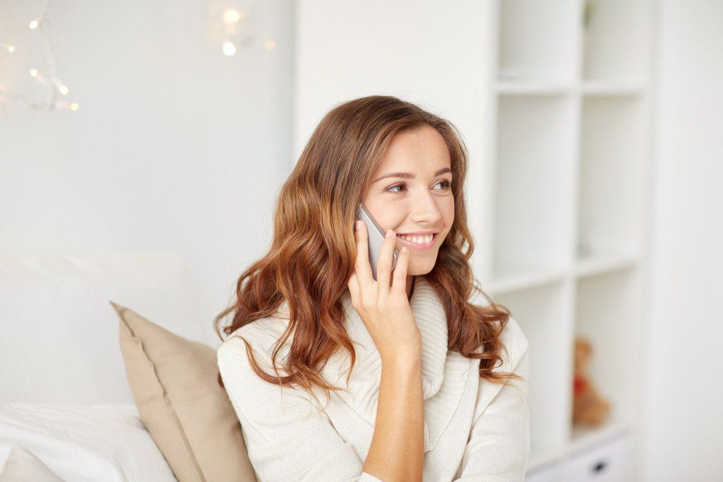 女性 電話