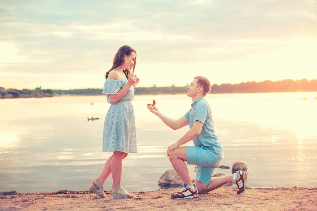 でき婚でのプロポーズの言葉やタイミングはどうする?