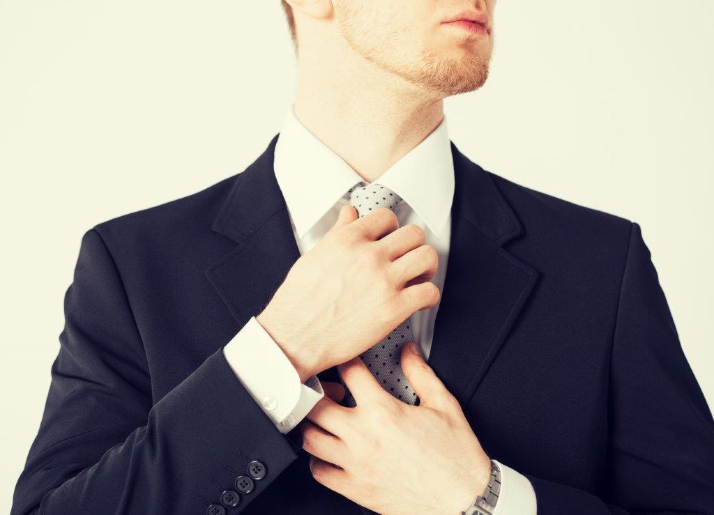 1.5次会での男性ゲストの服装マナー3