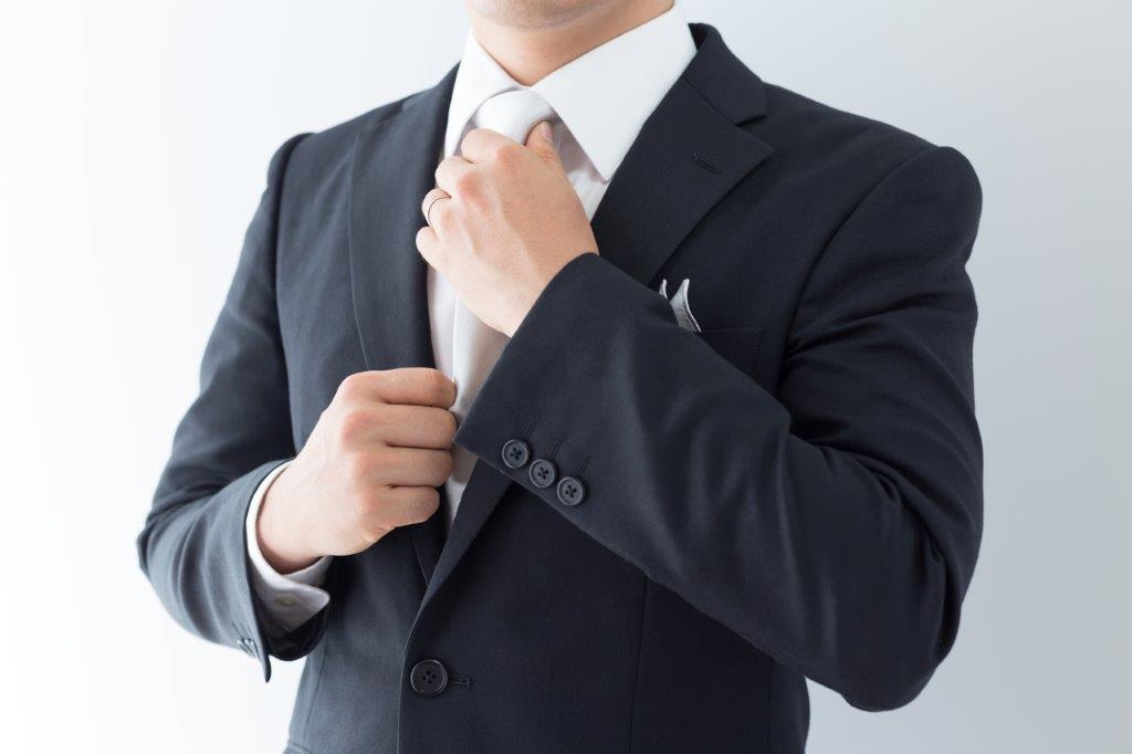 結婚式1.5次会の服装のポイント 男性