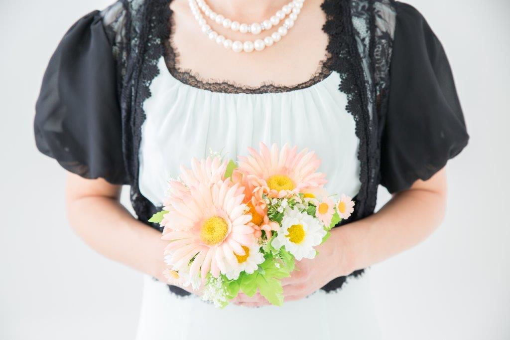 結婚式1.5次会の服装のポイント1