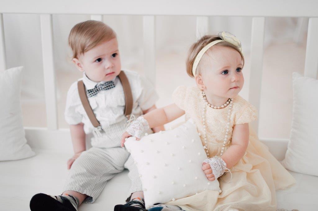 子供の服装