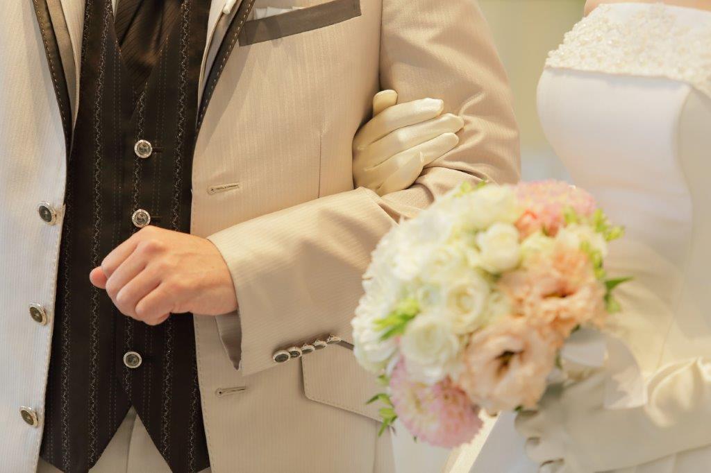 結婚式での家族への手紙top